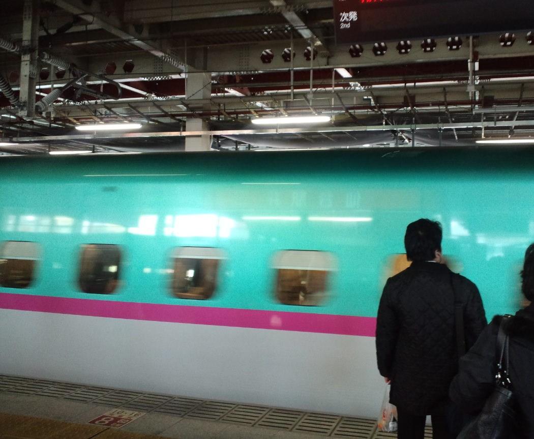 札幌から盛岡へ。_c0151965_14245974.jpg