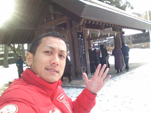 ランクル TOMMY札幌店 12月1日 月初、神宮参拝!_b0127002_21165945.jpg