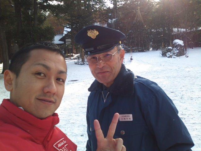 ランクル TOMMY札幌店 12月1日 月初、神宮参拝!_b0127002_21325869.jpg