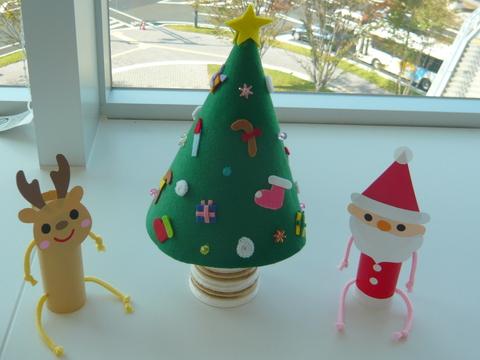 託児室のクリスマス_b0228113_1081349.jpg