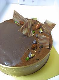 Mousse au chocolat et aux noix_f0220726_21222876.jpg