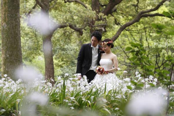 新郎新婦様からのメール アンティークと花 しかし花などどうでもいい 日比谷パレス様へ_a0042928_0332130.jpg