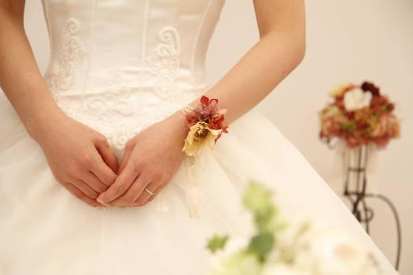 新郎新婦様からのメール アンティークと花 しかし花などどうでもいい 日比谷パレス様へ_a0042928_0333095.jpg