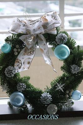 クリスマスリース・レッスン_e0158355_8141850.jpg
