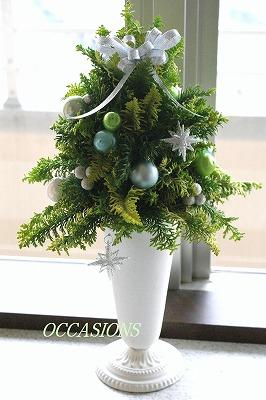 クリスマスリース・レッスン_e0158355_8142757.jpg