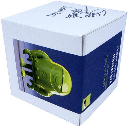 Juicy Green Sketchbot by Steve Talkowski_e0118156_983050.jpg