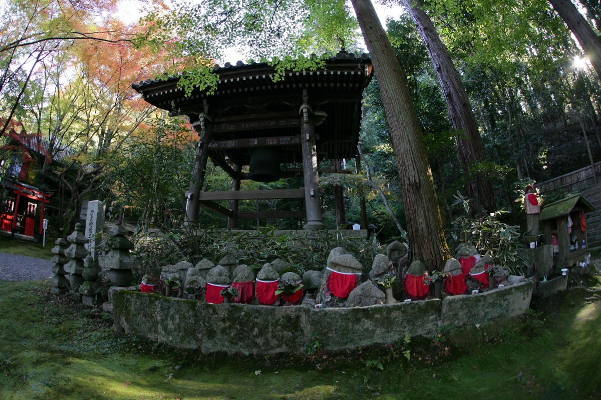 紅葉 2011  東山  今熊野観音寺_f0021869_23375285.jpg