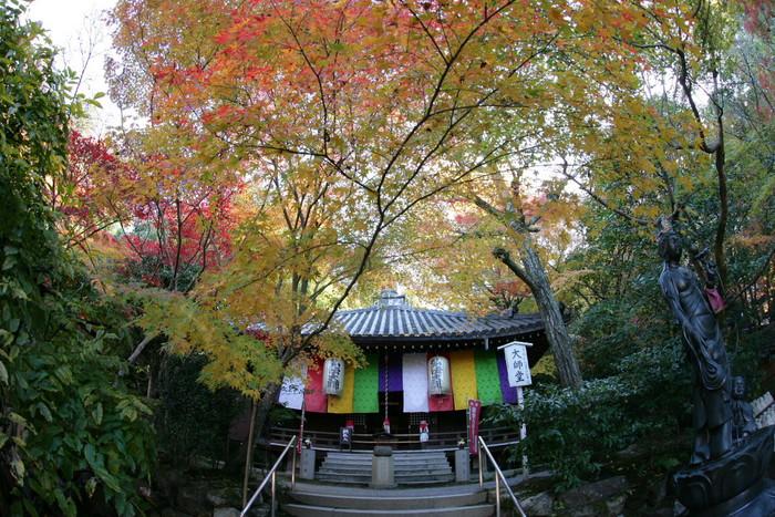 紅葉 2011  東山  今熊野観音寺_f0021869_2339125.jpg