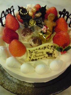クリスマスケーキ2011_c0143073_1892942.jpg
