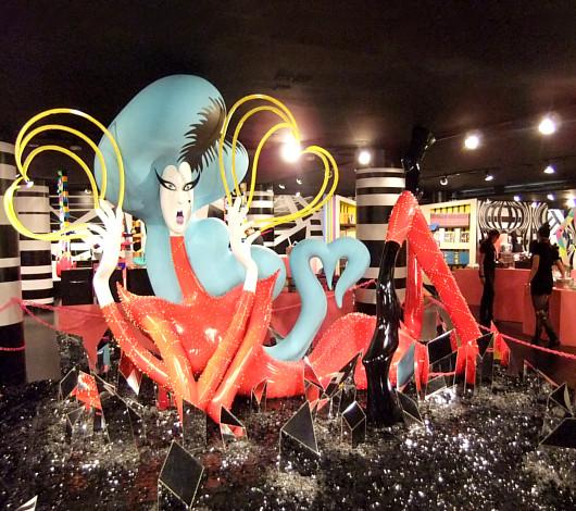 バーニーズ・ニューヨークNY本店で開催中のGAGA\'S WORKSHOP_b0007805_143385.jpg