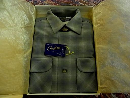 ペンデルトン ダブルネーム Dead stock shirts!など_c0144020_13442896.jpg