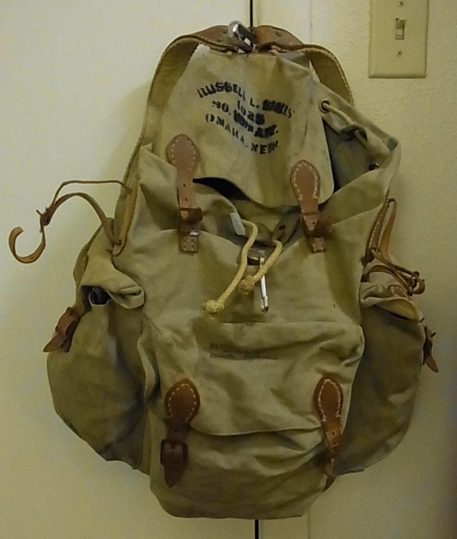アメリカ仕入れ情報#10 vintage outdoor canvas bag_c0144020_13553715.jpg