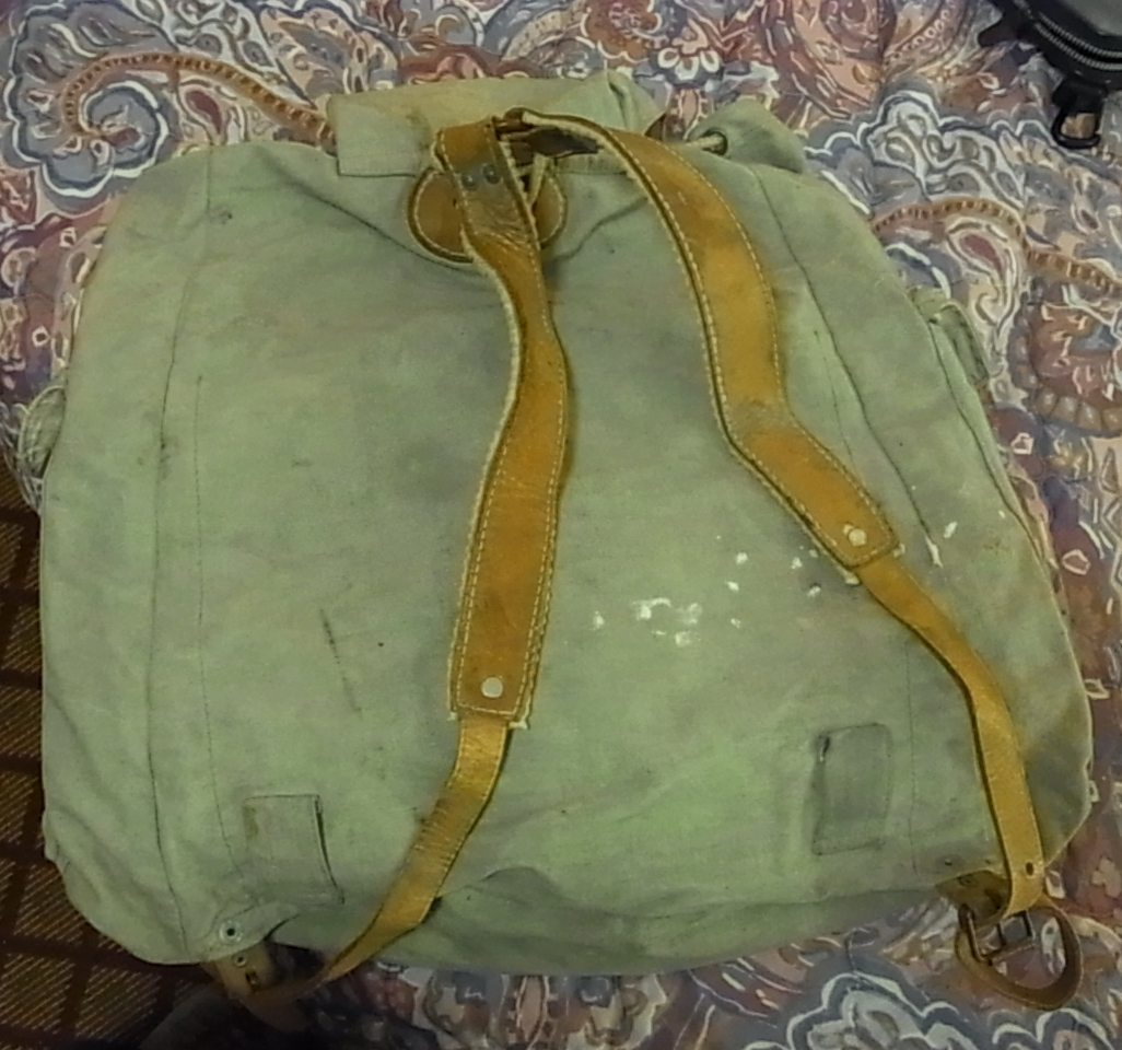 アメリカ仕入れ情報#10 vintage outdoor canvas bag_c0144020_13554776.jpg