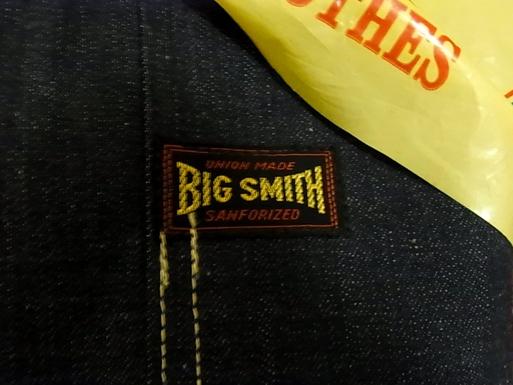 アメリカ仕入れ情報#12 50'S デッドストック BIGSMITH カバーオール&PAYDAY!!_c0144020_1401771.jpg