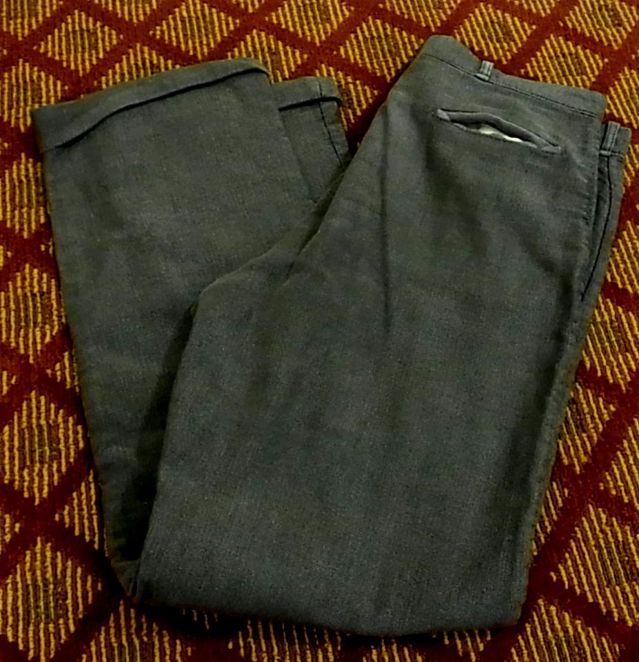 30-40'S オールコットン 杢ストライプ WORK PANTS!_c0144020_14105730.jpg