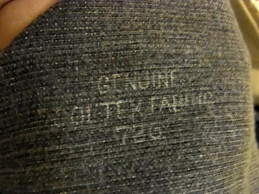 30-40'S オールコットン 杢ストライプ WORK PANTS!_c0144020_14111297.jpg