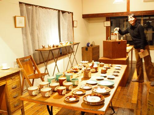 長谷川風子さんの展示が明日から始まります。_e0031142_1955224.jpg