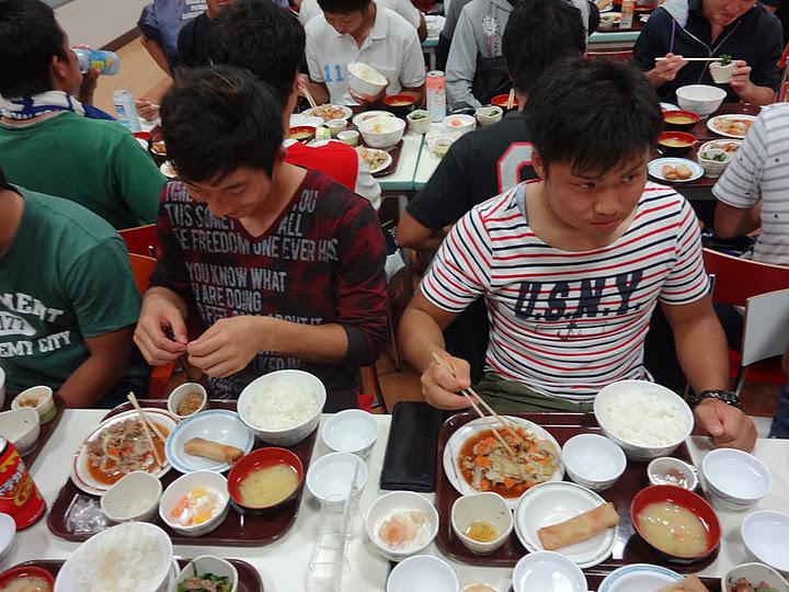 2011秋シーズン 夕食@図書館下食堂_e0137649_15281626.jpg