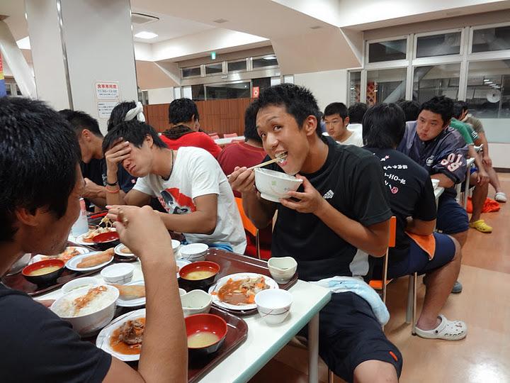 2011秋シーズン 夕食@図書館下食堂_e0137649_15282851.jpg
