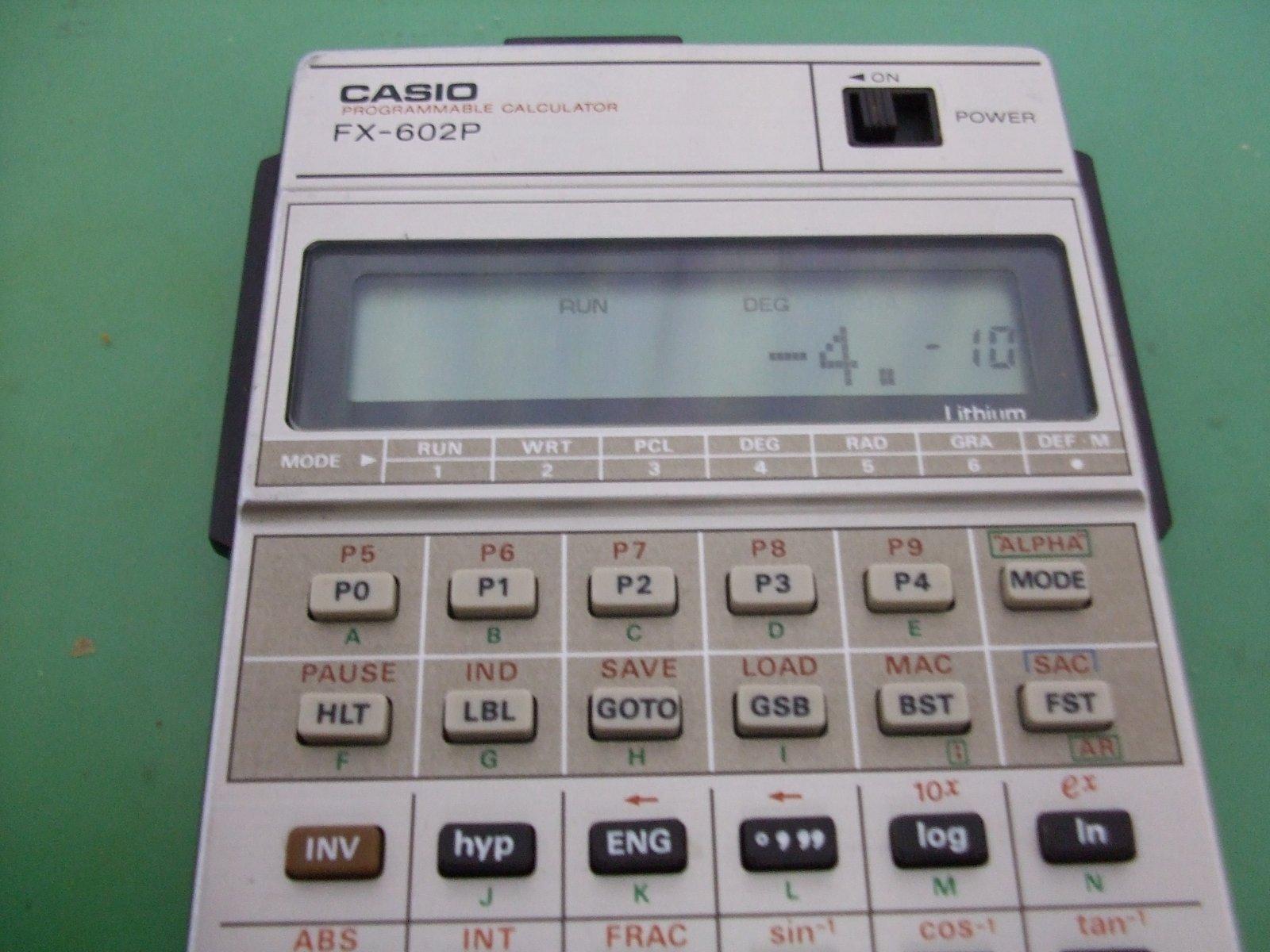 Casio Fx-602P Инженерный Калькулятор Скачать Для Андроид