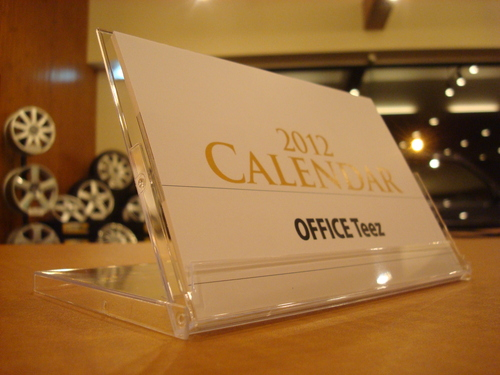 2012 CALENDAR 完成♪_c0219786_10492816.jpg