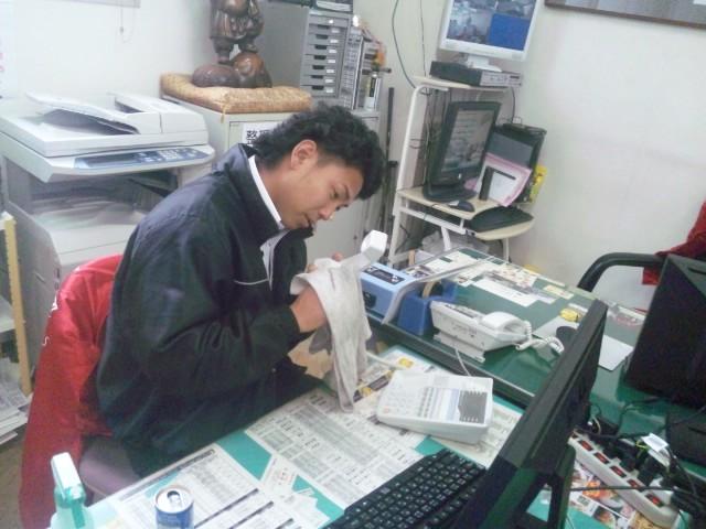 ランクル TOMMY札幌店 12月3日!本格的な冬の到来です☆_b0127002_1914445.jpg
