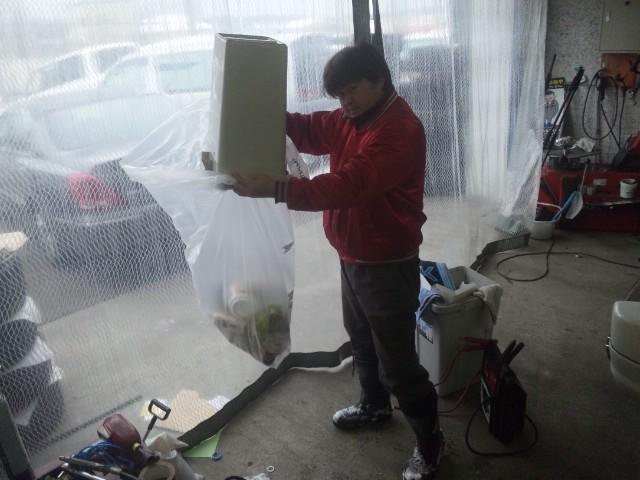 ランクル TOMMY札幌店 12月3日!本格的な冬の到来です☆_b0127002_19171257.jpg