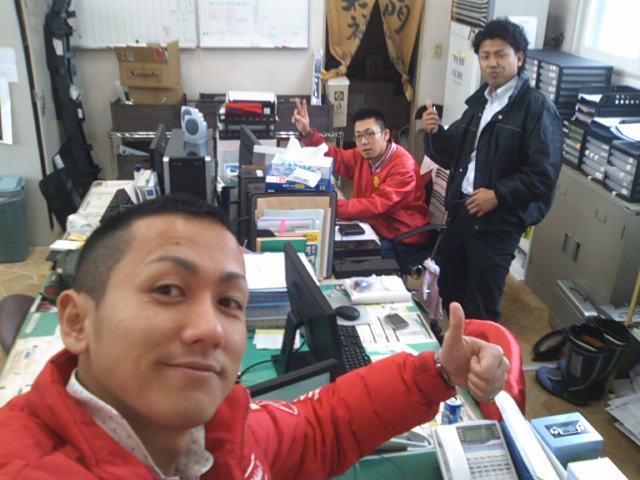 ランクル TOMMY札幌店 12月3日!本格的な冬の到来です☆_b0127002_19233966.jpg