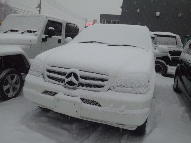 ランクル TOMMY札幌店 12月3日!本格的な冬の到来です☆_b0127002_20134595.jpg