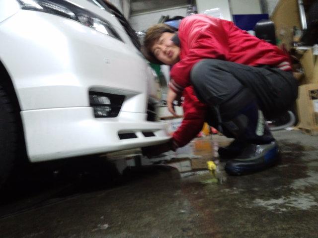 ランクル TOMMY札幌店 12月3日!本格的な冬の到来です☆_b0127002_20495587.jpg