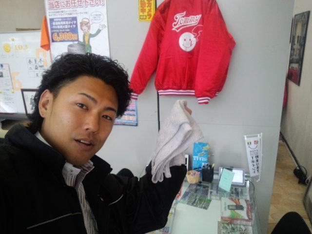 ランクル TOMMY札幌店 12月3日!本格的な冬の到来です☆_b0127002_2054524.jpg