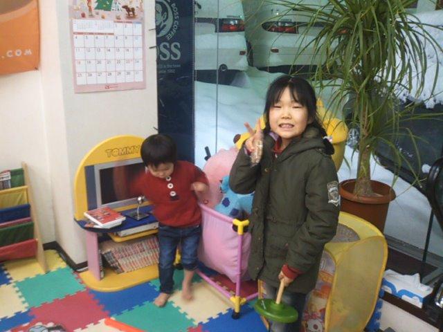 ランクル TOMMY札幌店 12月3日!本格的な冬の到来です☆_b0127002_20593227.jpg