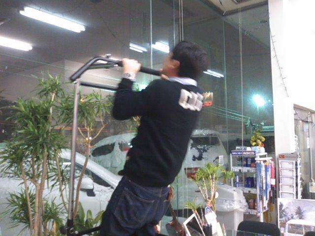 ランクル TOMMY札幌店 12月3日!本格的な冬の到来です☆_b0127002_21112065.jpg