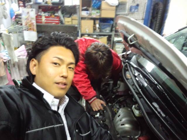 ランクル TOMMY札幌店 12月3日!本格的な冬の到来です☆_b0127002_21134135.jpg