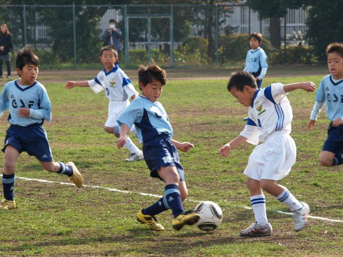 第43回横浜国際チビッ子サッカー大会 決勝トーナメント SL-Aチーム_a0109316_22384283.jpg