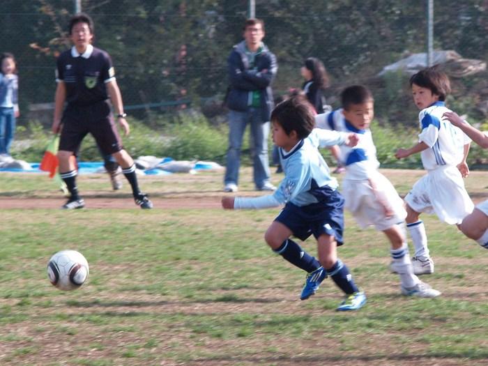 第43回横浜国際チビッ子サッカー大会 決勝トーナメント SL-Aチーム_a0109316_22392486.jpg