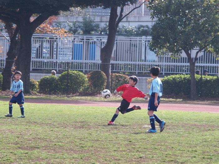 第43回横浜国際チビッ子サッカー大会 決勝トーナメント SL-Aチーム_a0109316_22394941.jpg