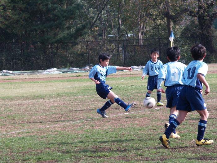 第43回横浜国際チビッ子サッカー大会 決勝トーナメント SL-Aチーム_a0109316_223977.jpg