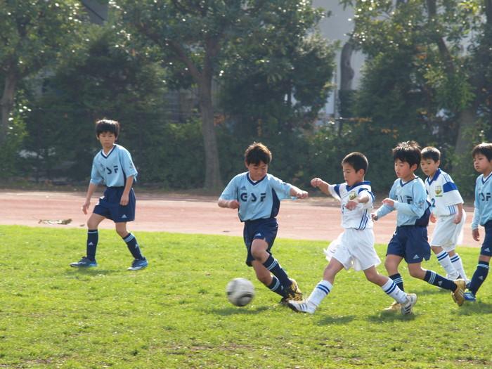 第43回横浜国際チビッ子サッカー大会 決勝トーナメント SL-Aチーム_a0109316_2240171.jpg