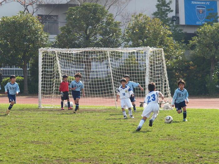 第43回横浜国際チビッ子サッカー大会 決勝トーナメント SL-Aチーム_a0109316_22483288.jpg