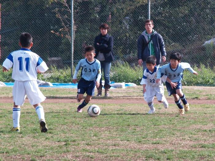 第43回横浜国際チビッ子サッカー大会 決勝トーナメント SL-Aチーム_a0109316_22492635.jpg