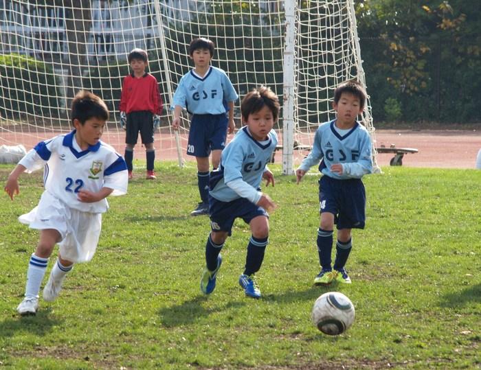 第43回横浜国際チビッ子サッカー大会 決勝トーナメント SL-Aチーム_a0109316_2250116.jpg