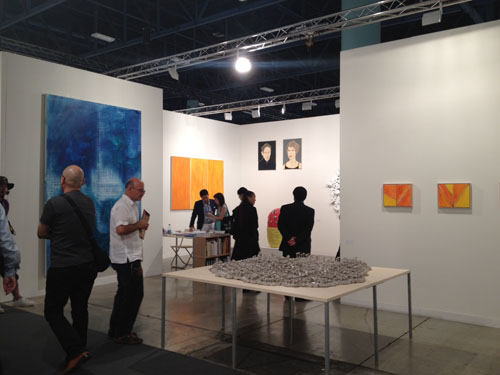 Art Basel Miami Beachに出展中です!_b0101418_322920.jpg