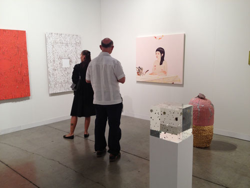 Art Basel Miami Beachに出展中です!_b0101418_419166.jpg