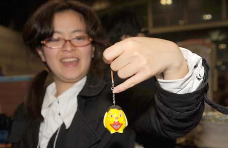 名古屋総合デザイン専門学校在校生うさぎ男爵がクリエーターズマーケットVol25に出店しました。_b0110019_23391825.jpg
