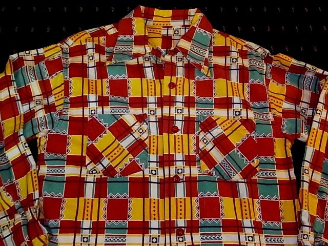 アメリカ仕入れ情報#21 50'S プリントネルシャツ_c0144020_1223070.jpg