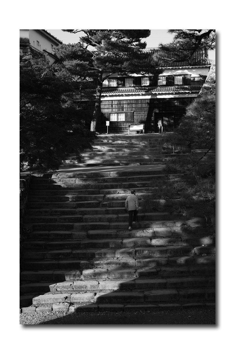 高知城にて_e0214724_1413251.jpg