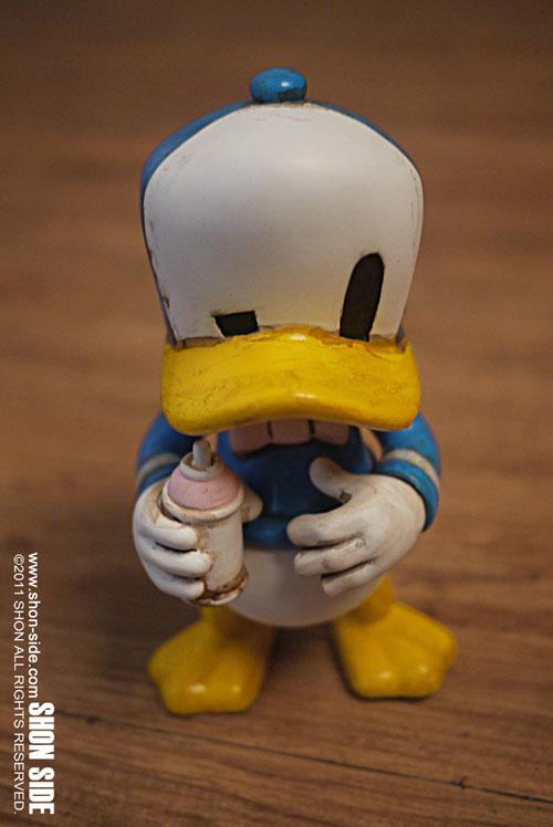Cap Duckに関するグッド・ニュースとバッド・ニュース。_a0077842_010989.jpg