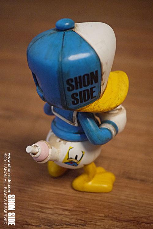 Cap Duckに関するグッド・ニュースとバッド・ニュース。_a0077842_03357.jpg