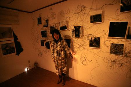 辻まゆみAntenna-A /堤俊英 出逢う w個展開催終了しました。_e0158242_1933056.jpg